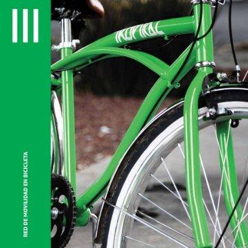 iii. red de movilidad en bicicleta - Clean Air Institute