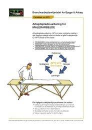 APV maler v3.indd - BAR Bygge & Anlæg