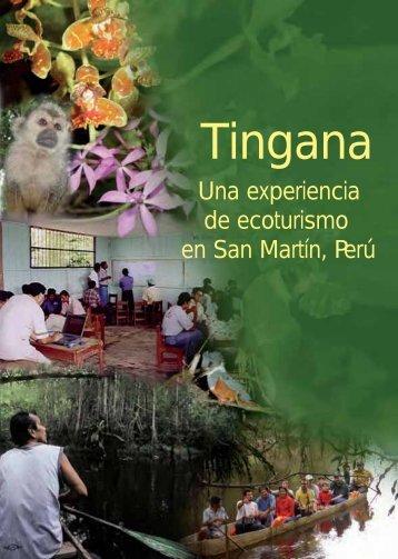 Una experiencia de ecoturismo en San Martín, Perú - PDRS
