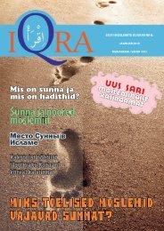 Iqra kuukiri nr.6 - Islam
