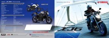 YAMAHA 4J5 SPEL'IFIL'ATIUN - Hong Leong Yamaha Motor Sdn Bhd