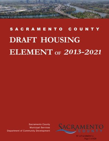 Draft Housing Element - Planning and Environmental Review ...