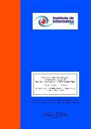 Redação de Relatórios Técnicos e Outros Documentos do Instituto ...