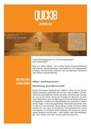 Dezember 2012 Infos Plattform sexuelle Bildung