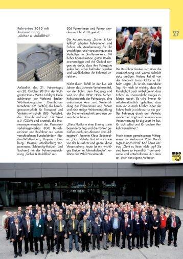 Unfallfrei Magazine