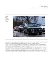 Bound for Britain - Alfa Romeo Owners Club