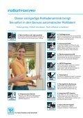 Der bessere Antrieb für Ihre Rollläden! - Bauelemente Wondberg KG - Seite 2