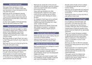 Bed bugs, prevention and treatment - factsheet - SA.Gov.au