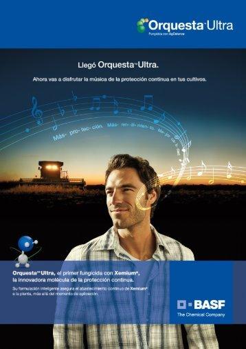 Orquesta Ultra - Basf