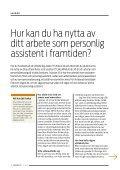 Din karriär Tema: Arbetsglädje - CMS Office - Page 4