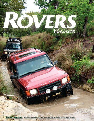 Rovers Magazine Summer - Rackspace Hosting