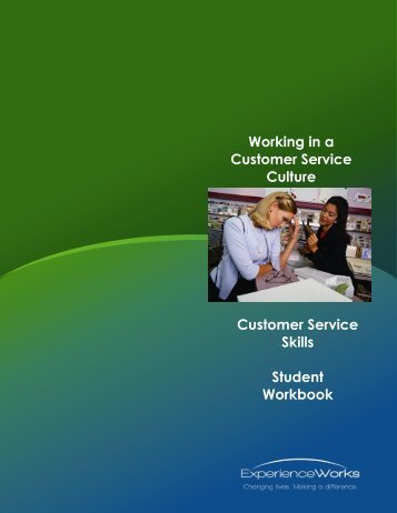 Student Workbook - Experience Works
