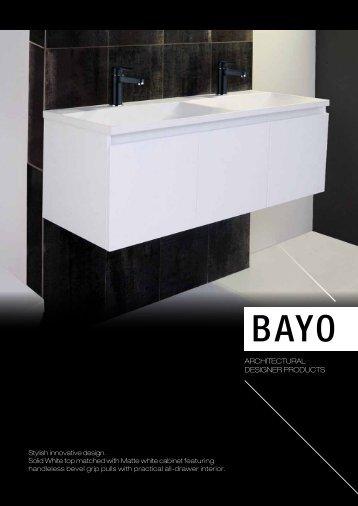 Bayo Vanity Unit | Reece Bathrooms