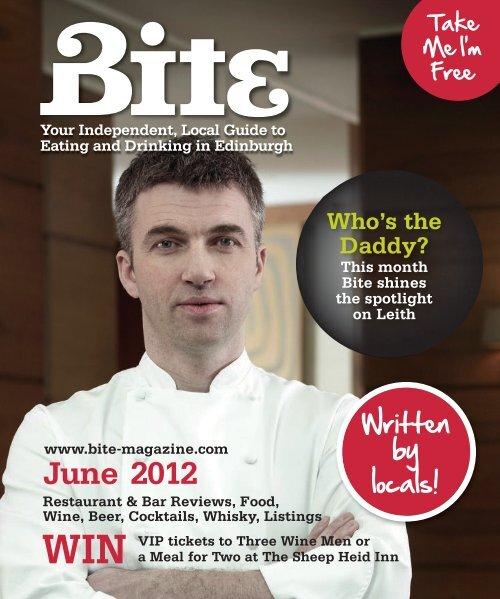 June 2012 - Bite Magazine