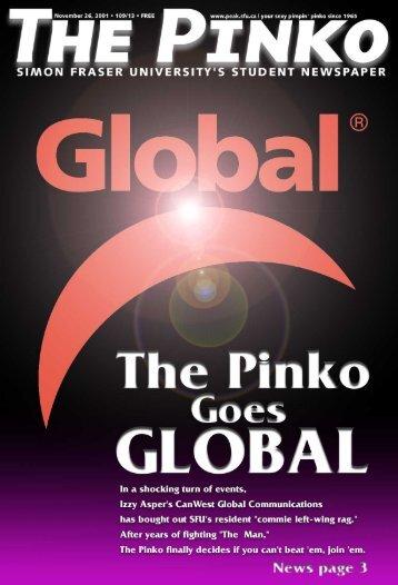 The Pinko - The Peak
