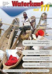 WATERKANT-Entwicklungspoltische Einschätzung der EU ... - Politik