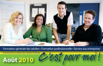 Formation prof_aou t 2010_rd_v3_Layout 1 - Commission scolaire ...