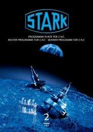 Download catalogo CNC - Stark