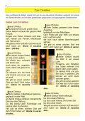 Kirchenfenster - Evangelische Kirchengemeinde Zavelstein - Page 4