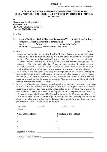 resume declaration format 4 resume declaration format sales