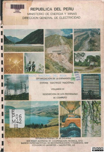 E P06 M42-III.pdf - Biblioteca de la ANA.