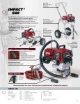 electric airless sprayers - Paint Sprayers, HVLP Sprayers, Powered ... - Page 7