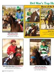 Pages 42-43 - Del Mar Thoroughbred Club