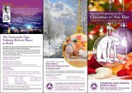 Christmas & New Year - Sivananda Yoga Österreich