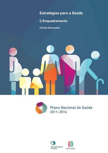 Enquadramento - Plano Nacional de Saúde 2012 – 2016