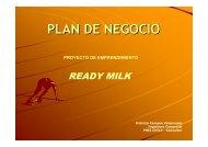 Plan De Negocio Snacklacteos - Bligoo.com