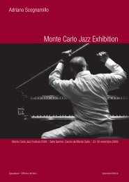 Monte Carlo Jazz Exhibition - Aguaplano