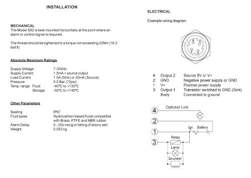installation guidelines pdf fozmula rh yumpu com