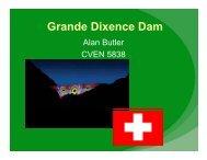 Grande Dixence Dam