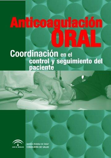 ¿qué son los anticoagulantes orales? - Centro de Salud de Bollullos ...