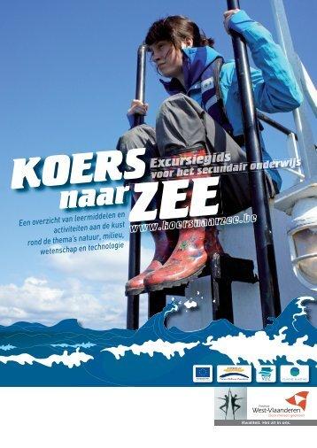 Koers naar zee.pdf - Provincie West-Vlaanderen