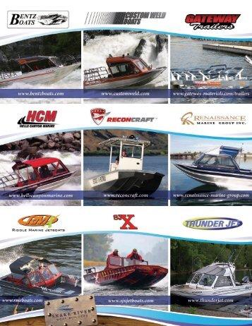 www.sjxjetboats.com www.reconcraft.com www.customweld.com ...