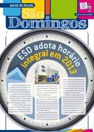 Jornal da Escola São Domingos - Edição 31