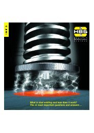 What is stud welding and how does it work? The 12 ... - A2-technika
