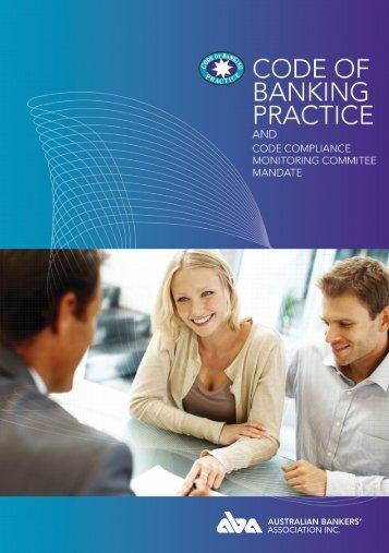 Code - Australian Bankers' Association