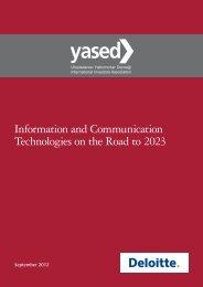 Report (PDF) - YASED Uluslararası Yatırımcılar Derneği