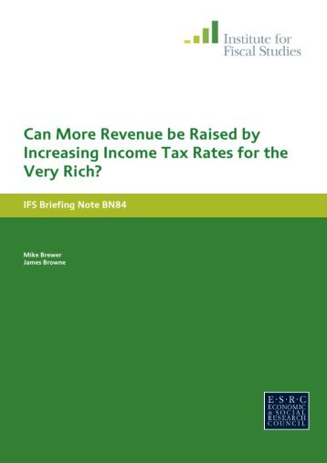 Download full version (PDF 361 KB) - The Institute For Fiscal Studies