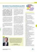 DGservice Magazin Nr. 2 2013 - Dienstgeber - OÖGKK - Seite 3