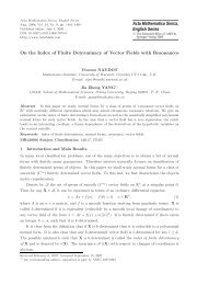 On the index of finite determinacy of vector fields with resonances