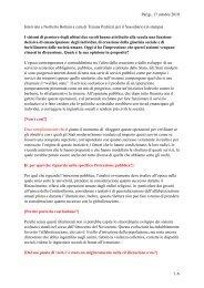 Intervista Sussidiario - Norberto Bottani Website