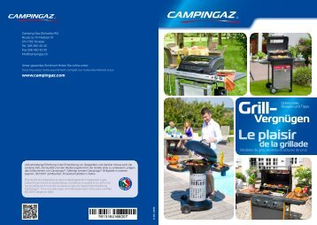 Grill- - midaco outdoor camping