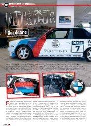 Hardcore: BMW E30 325i - AutoTuning.sk