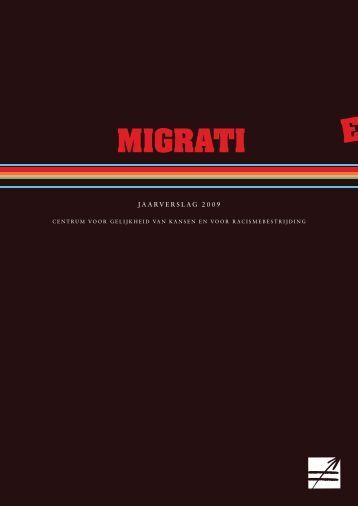 migratie2009-nl - Centrum voor gelijkheid van kansen en voor ...