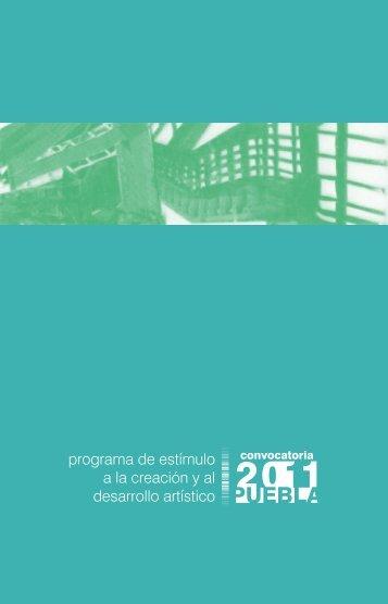 convocatoria completa y cédula de inscripción - Dirección General ...