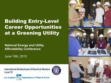Coia, Michael - National Energy and Utility Affordability Conference
