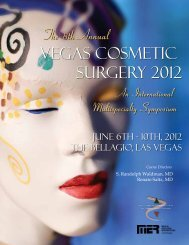 Vegas Cosmetic Surgery 2012 - Multi-Specialty Foundation